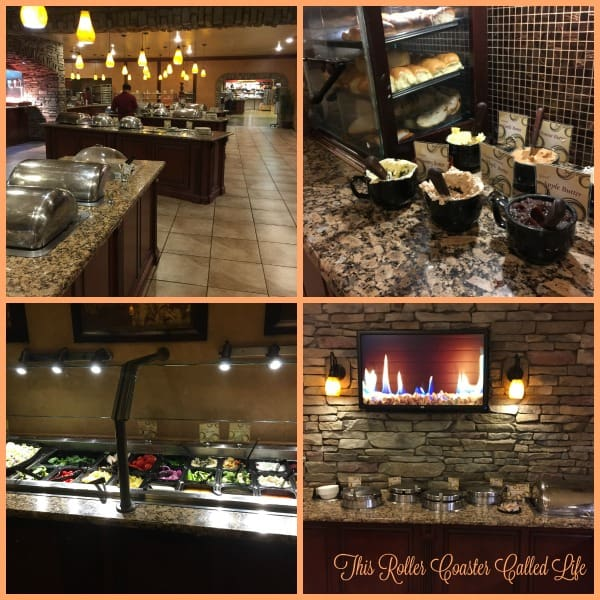 Hershey Farm Restaurant and Inn Dinner