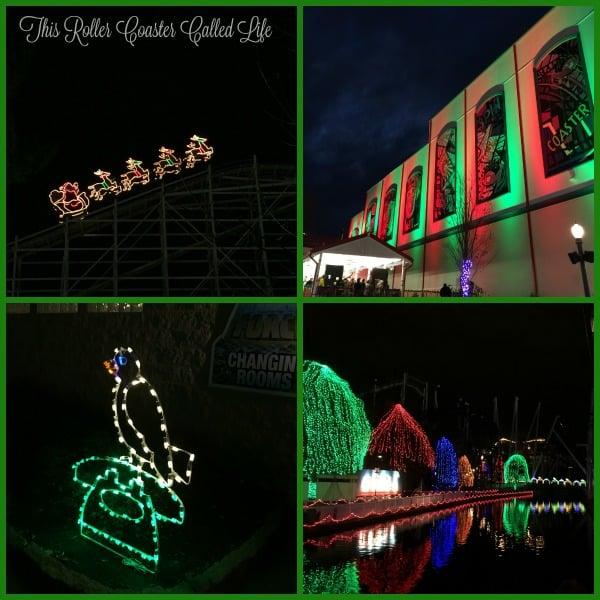Hersheypark Candylane After Dark