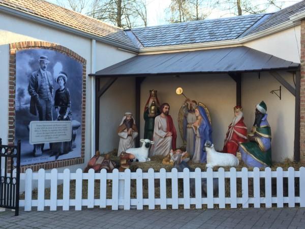 Hersheypark Nativity