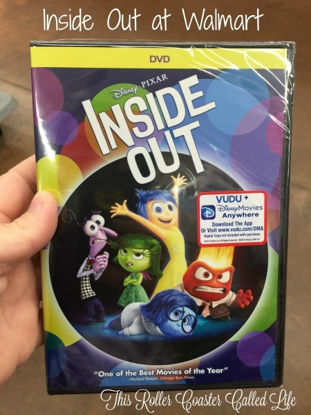 Inside Out at Walmart