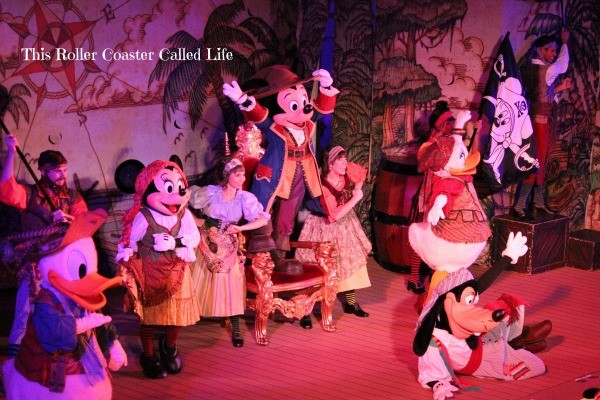 Pirates in the Caribbean Deck Party Celebration