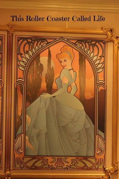Disney Dream Royal Palace Cinderella Portrait