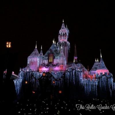 Disneyland at Christmastime (Plus Giveaway!)
