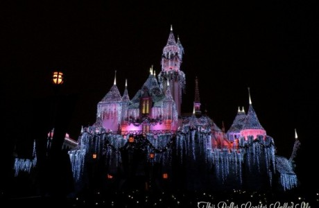 Disneyland at Christmastime (Plus Giveaway!)
