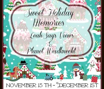 Sweet Holiday Memories Blog Event