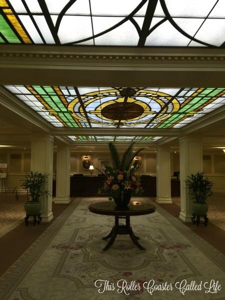 The Hotel Hershey Lobby