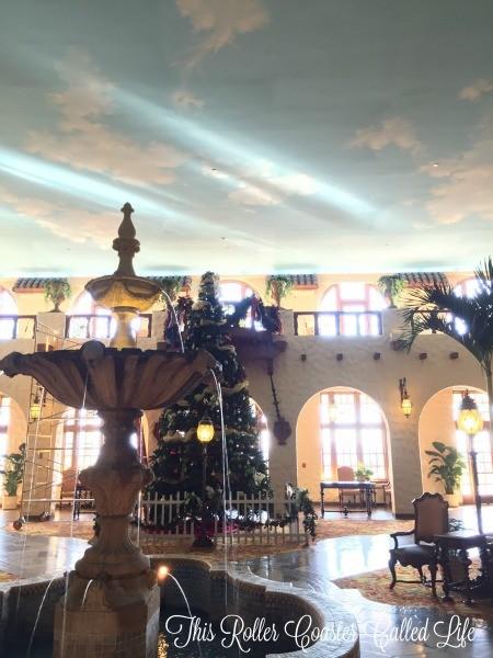 The Hotel Hershey Original Lobby