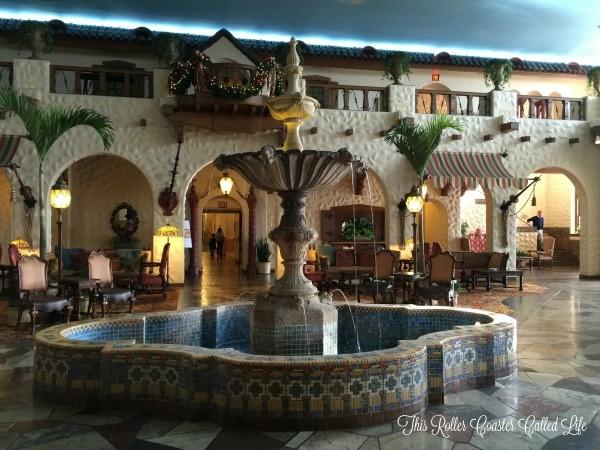 The Hotel Hershey Original Lobby Fountain