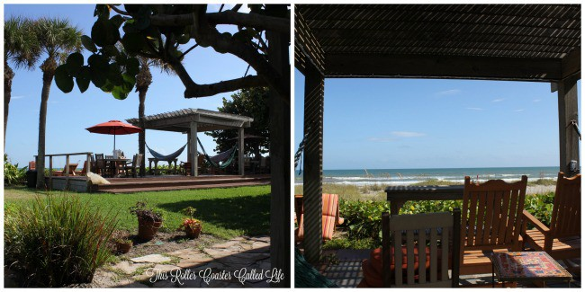 Beach Place Guesthouses Hammocks by the Ocean