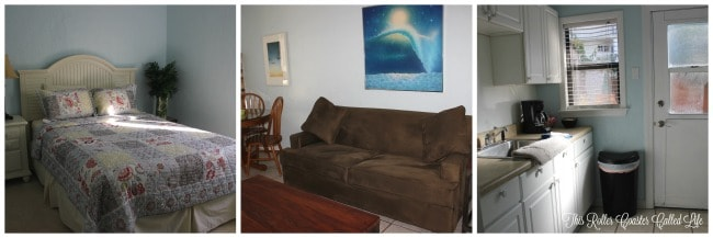 Beach Place Guesthouses Oceanside 1 bedroom queen