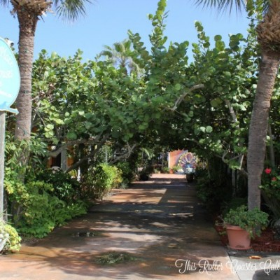Beach Place Guesthouses in Cocoa Beach, FL