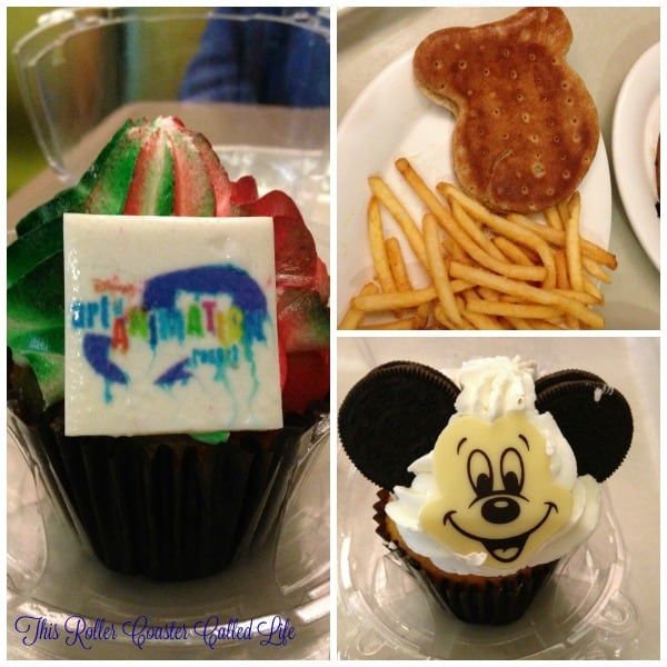 Disney Art of Animation Food