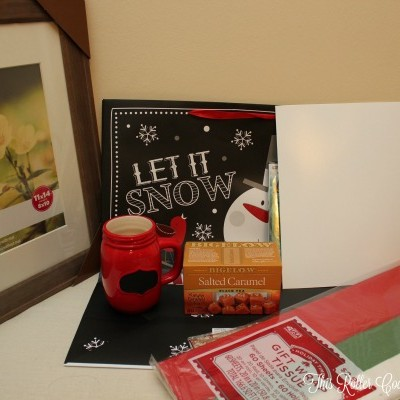 Add a Warm Hug to Your Gift by Including Bigelow Tea