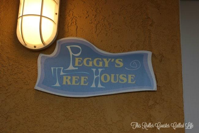 Peggys Treehouse