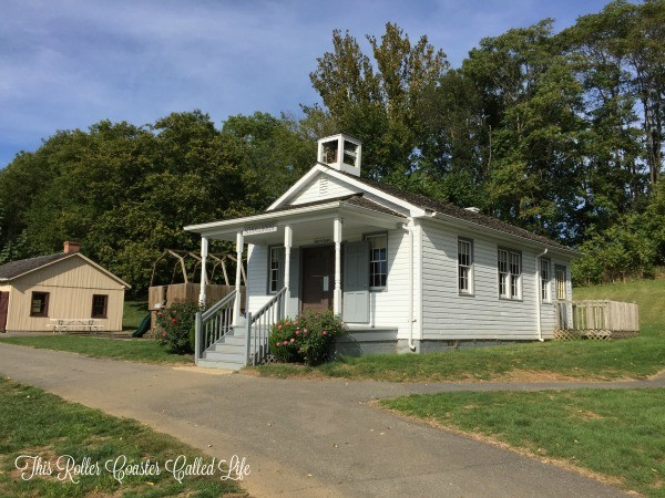 The Amish Village Schoolhouse