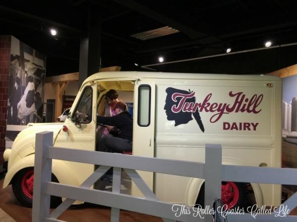 Turkey Hill Dairy Truck
