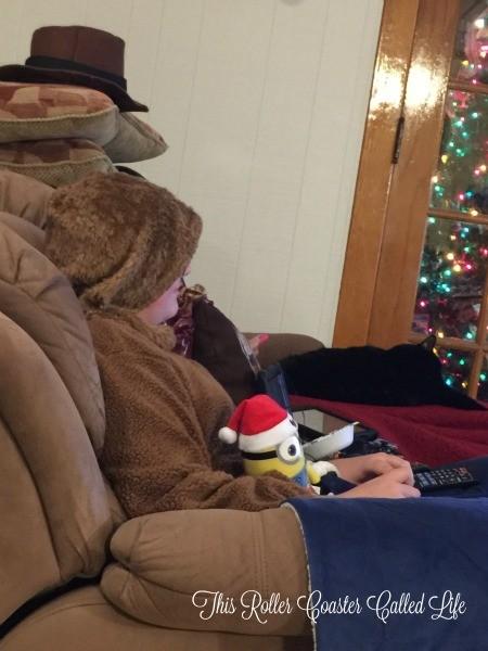 Watching Minions