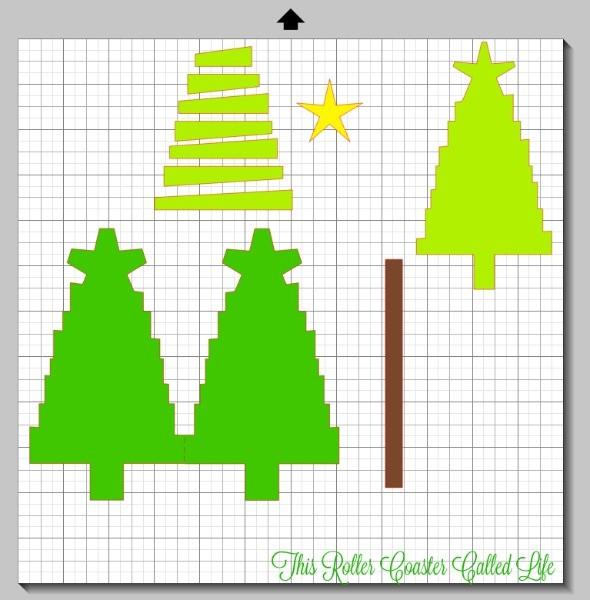 christmas tree color screenshot