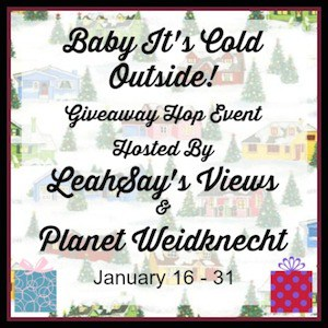 Baby It's Cold Outside Hop Event LeahSay's Views Planet Weidknecht January copy