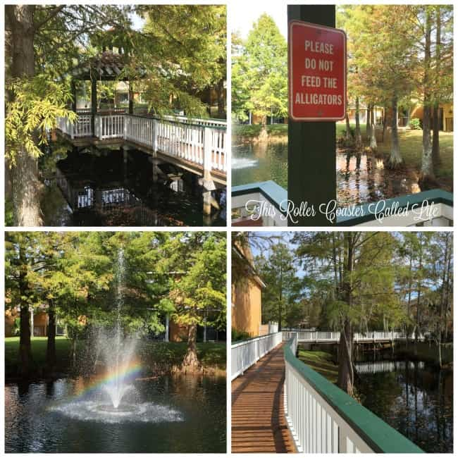 Best Western Premier Saratoga Resort Villas Outdoor Spaces