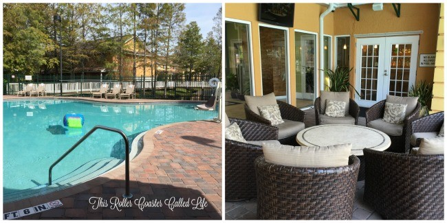 Best Western Premier Saratoga Resort Villas Pool