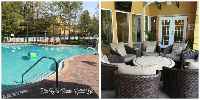 Best Western Premier Saratoga Resort Villas Pool