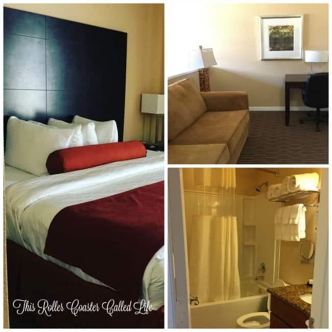Best Western Premier Saratoga Resort Villas Upstairs