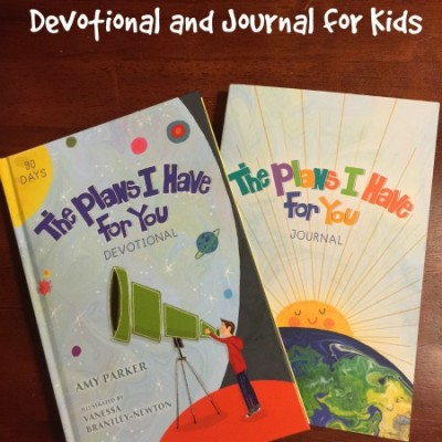 The Plans I Have for You Devotional and Journal