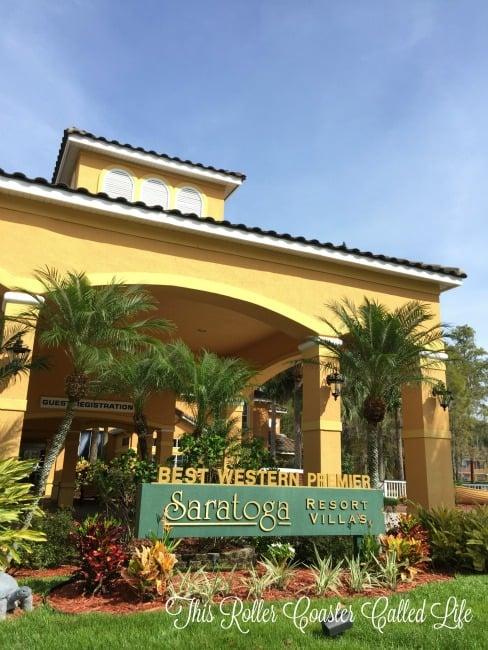 Hotel Review:  Best Western Premier Saratoga Resort Villas