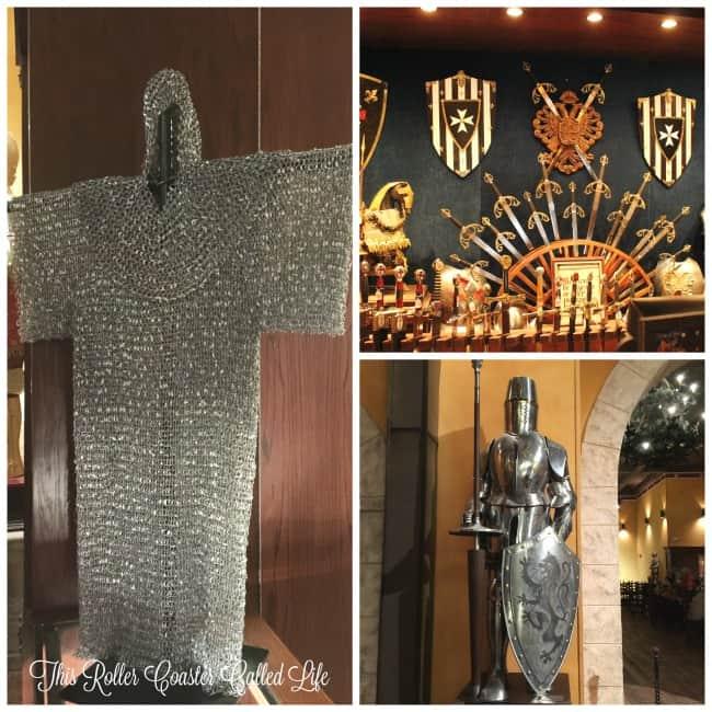 Inside Medieval Times FL