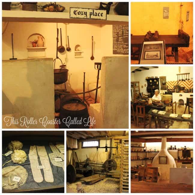 Inside the Medieval Times Village