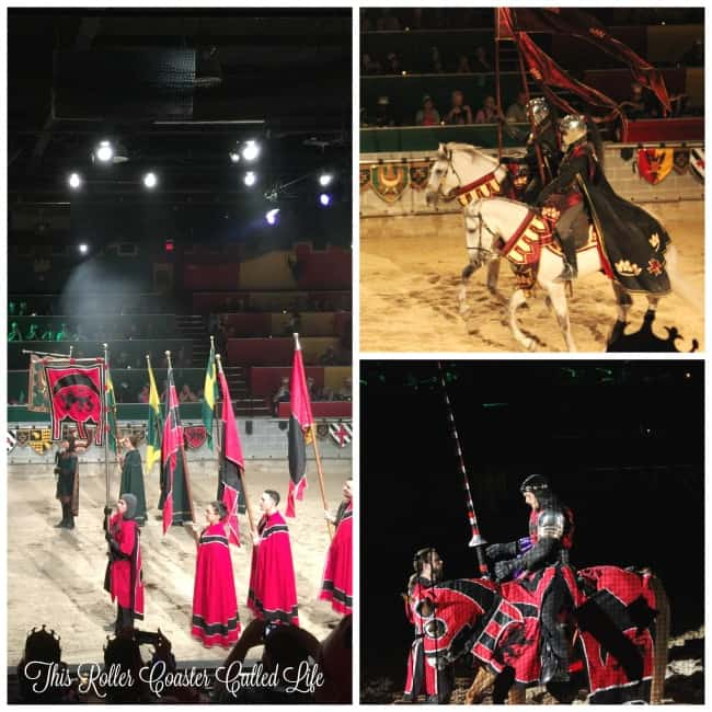 Medieval Times Florida Challenges