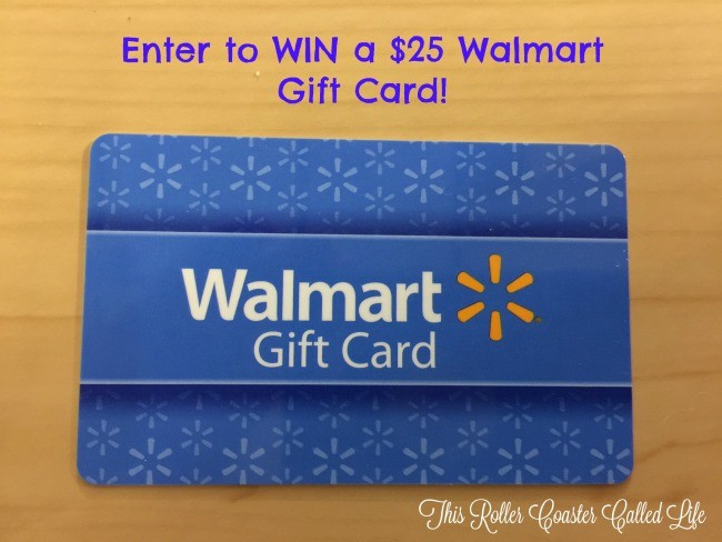 Walmart gift card 25
