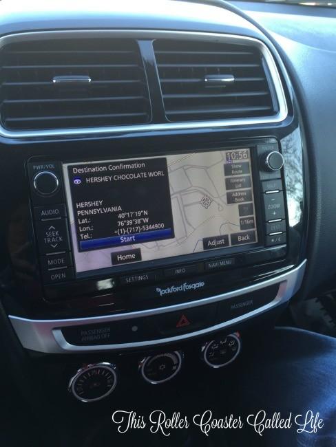2015 Mitsubishi Outlander Sport On to Hershey