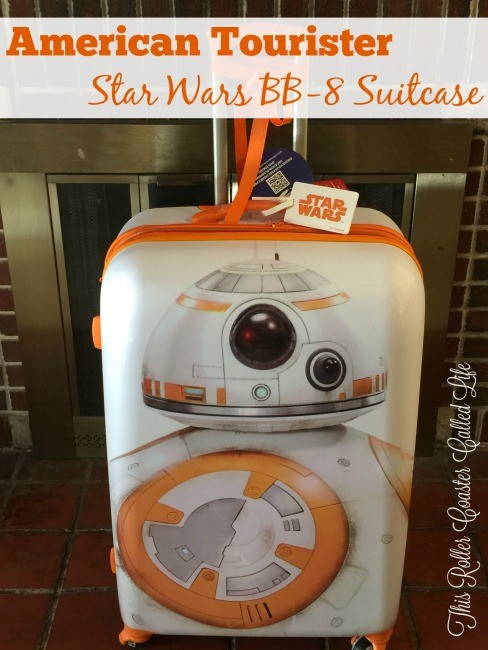BB8 American Tourister Suitcase