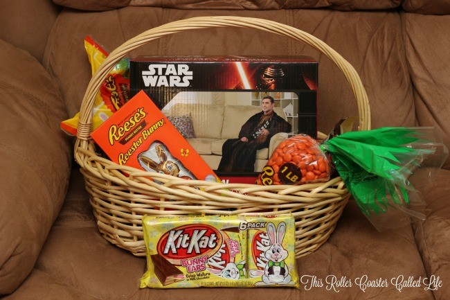 Building an easter basket for teen boys this roller coaster called completed easter basket for teen boys negle Gallery