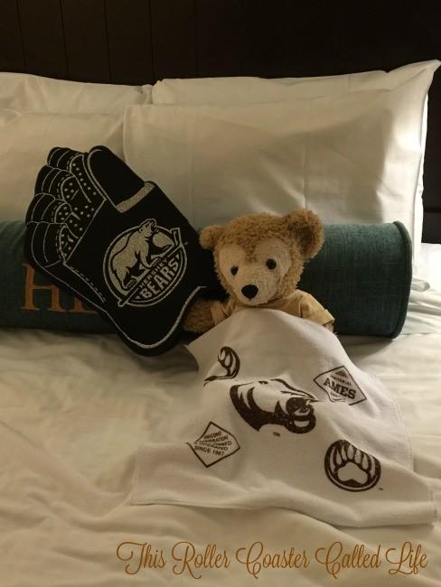 Duffy at Hershey