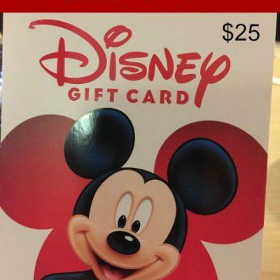 Disney gc 25