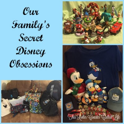 Our Family's Secret Disney Obsessions