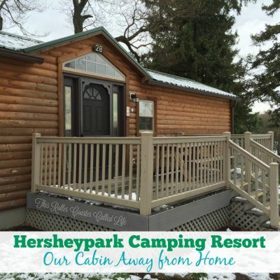 Family Fun at Hersheypark Camping Resort