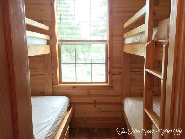 Hersheypark Camping Resort Bedroom Two