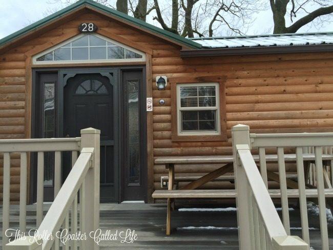Hersheypark Camping Resort Deluxe Two Bedroom Cabin