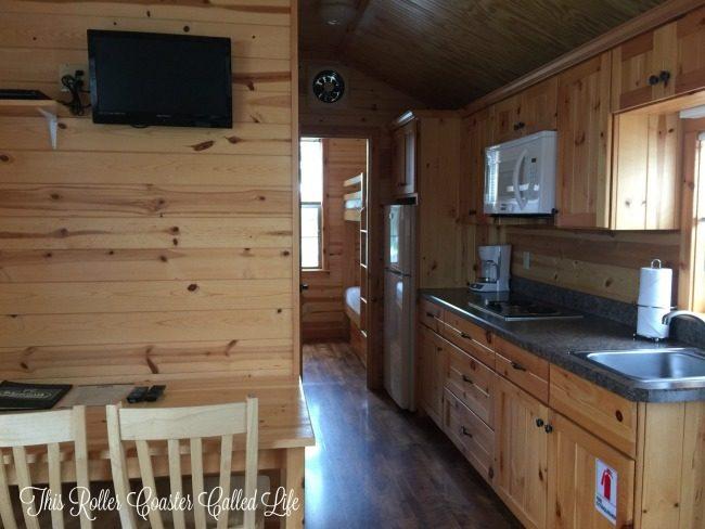 Hersheypark Camping Resort Kitchen