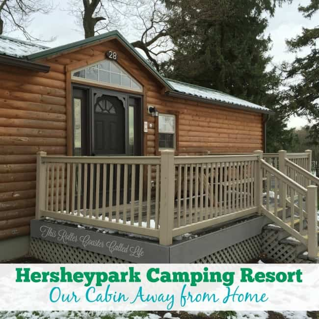 Family Fun at Hersheypark Camping Resort