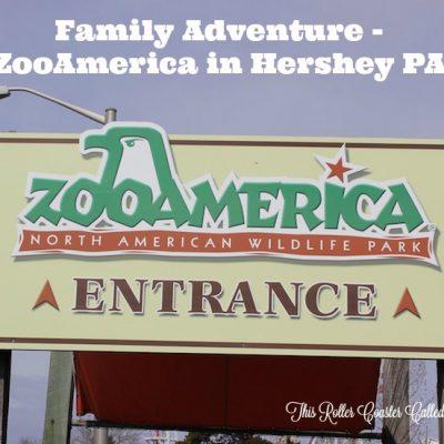 ZooAmerica in Hershey PA