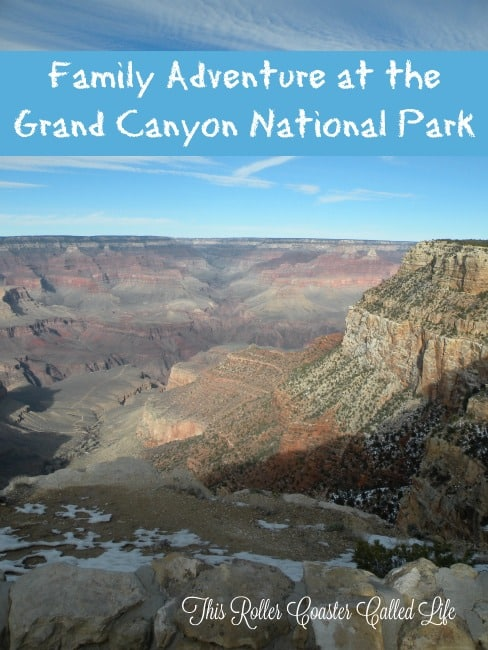 Family Adventure to the Grand Canyon