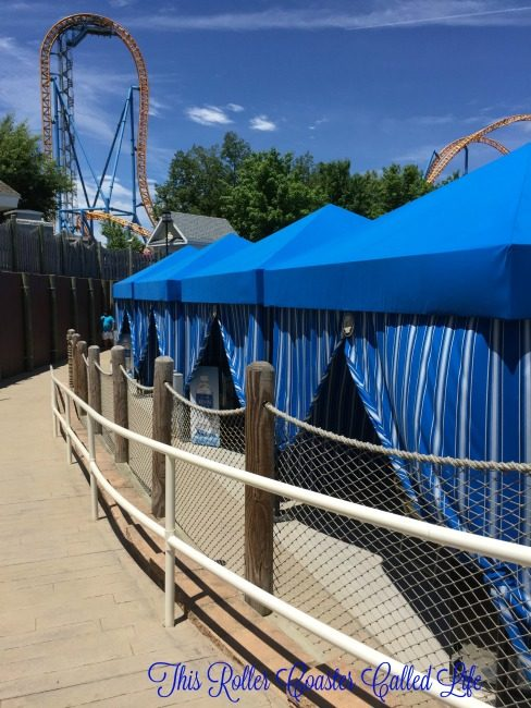 Hersheypark Cabanas at The Boardwalk 1