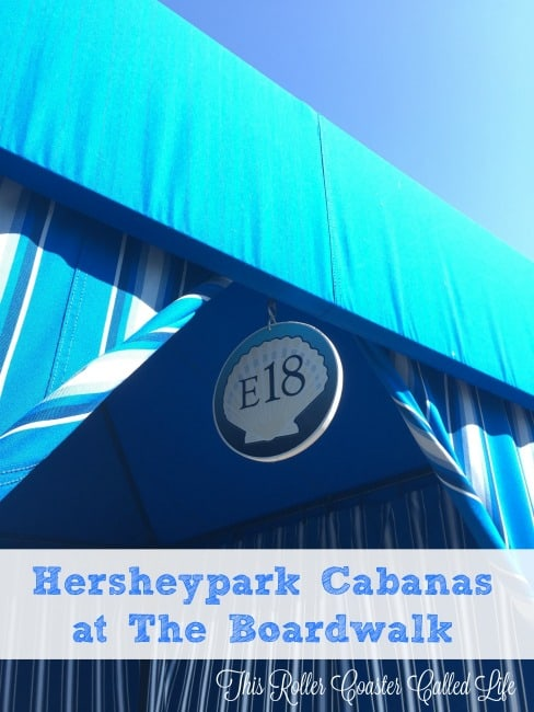 Hersheypark Cabanas at The Boardwalk