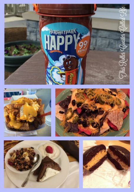 Hersheypark Resort Food