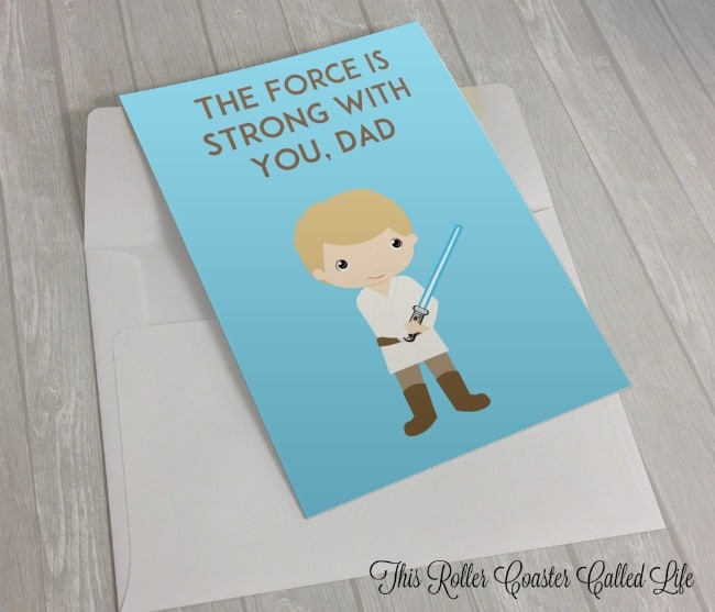 Card for Father's Day